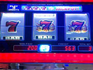 Kasinon pelikoneen numeroita